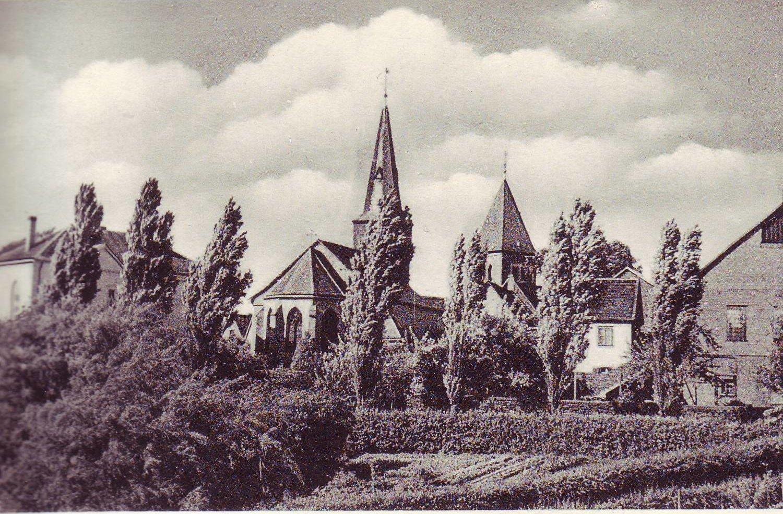 Blick auf Breckerfeld von Otto Wippermann