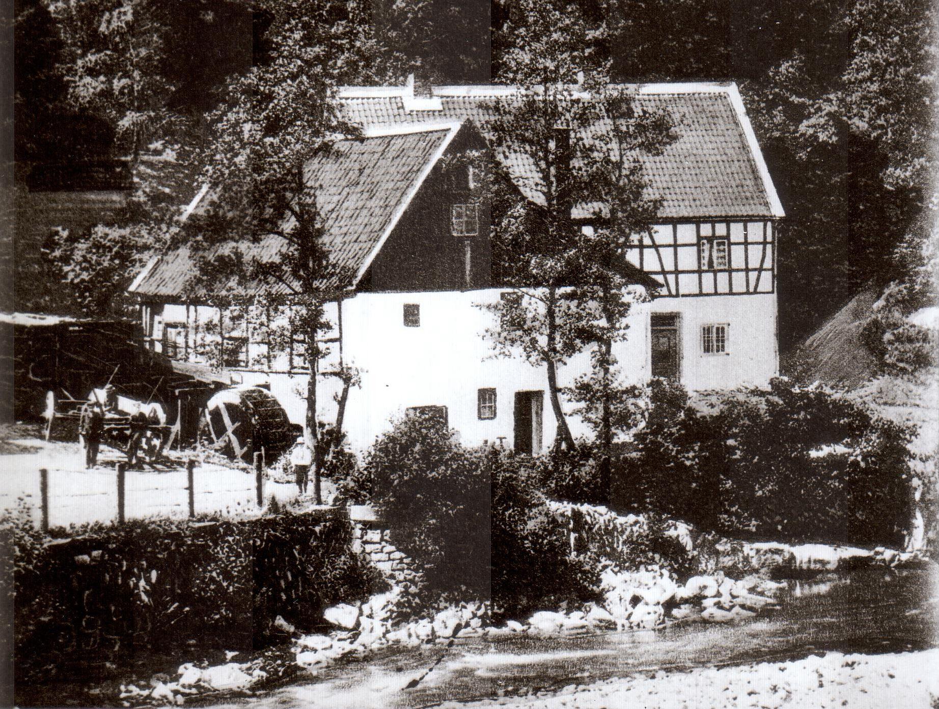 Epsch-Mühle-Rückfront