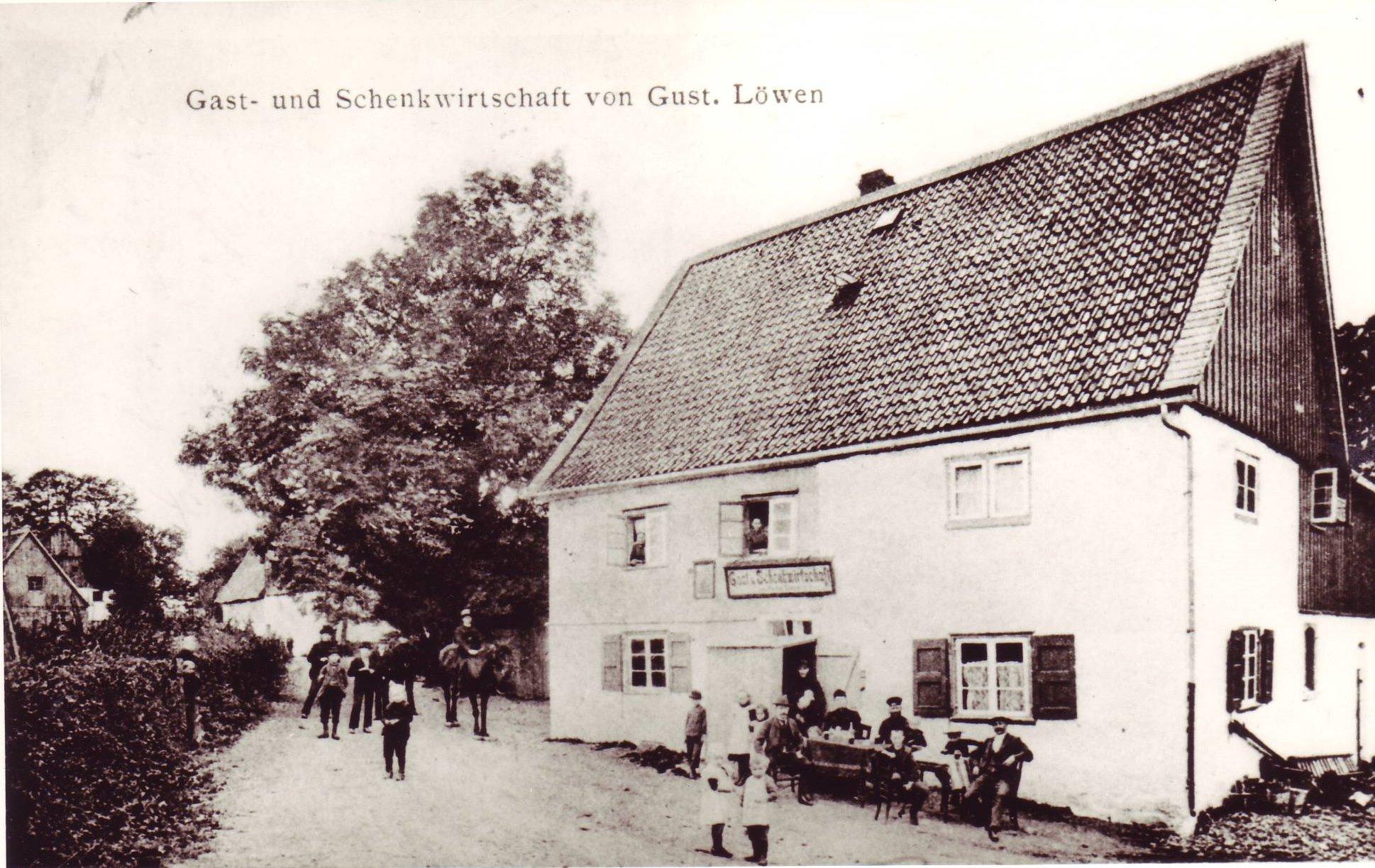 Gaststätte Löwen-Epscheid
