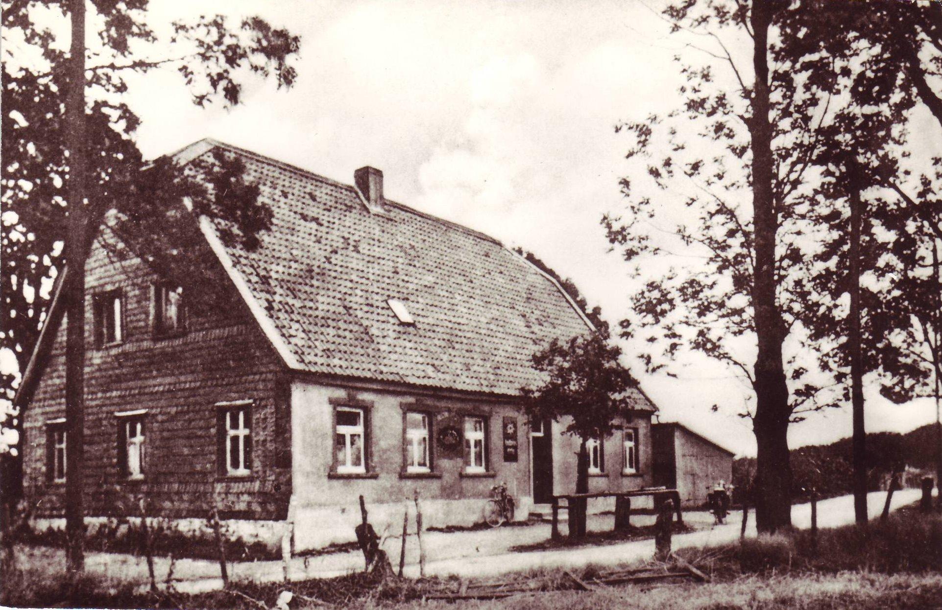 Gaststätte Schlagbaum