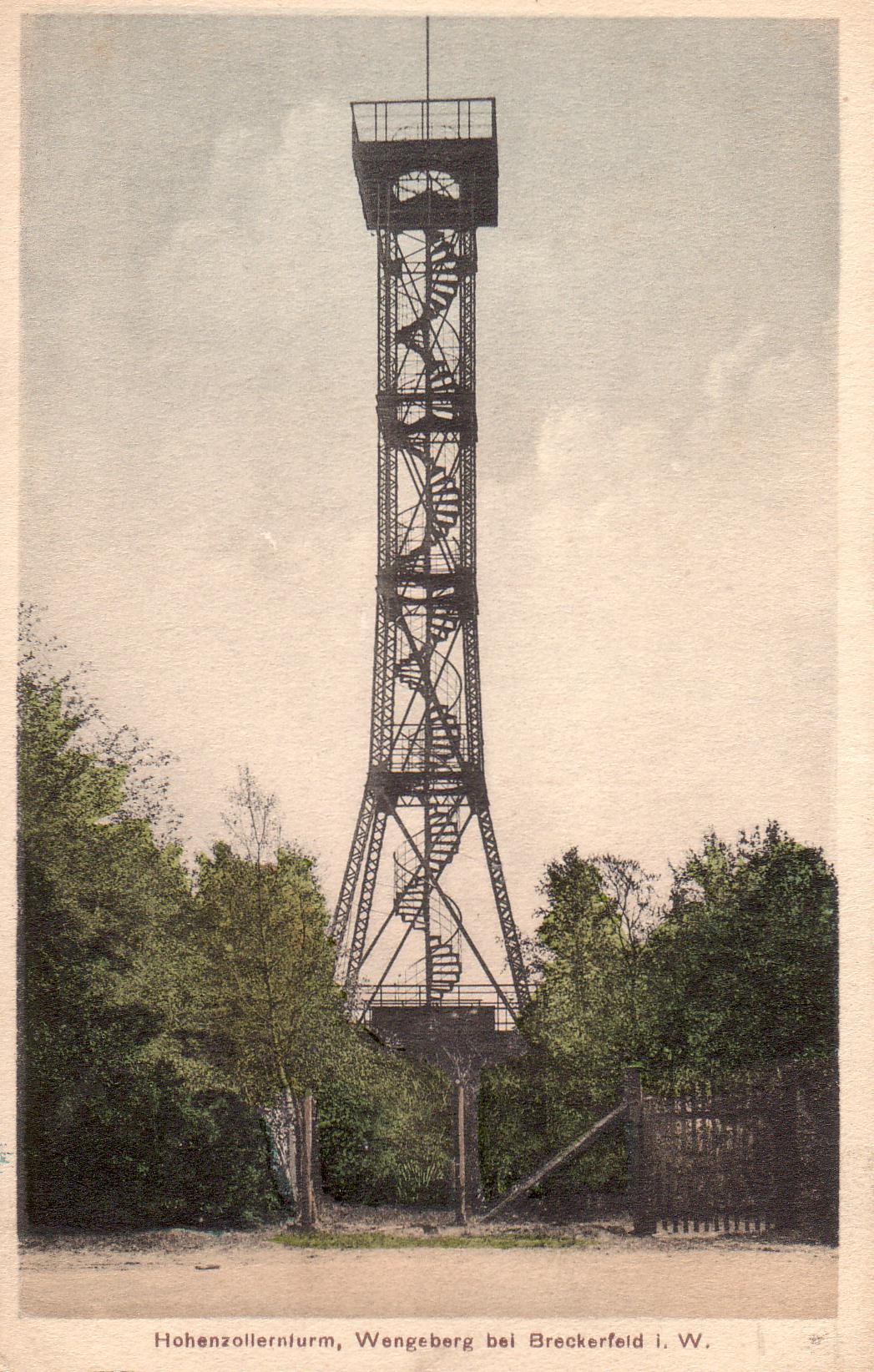 Hohenzollernturm