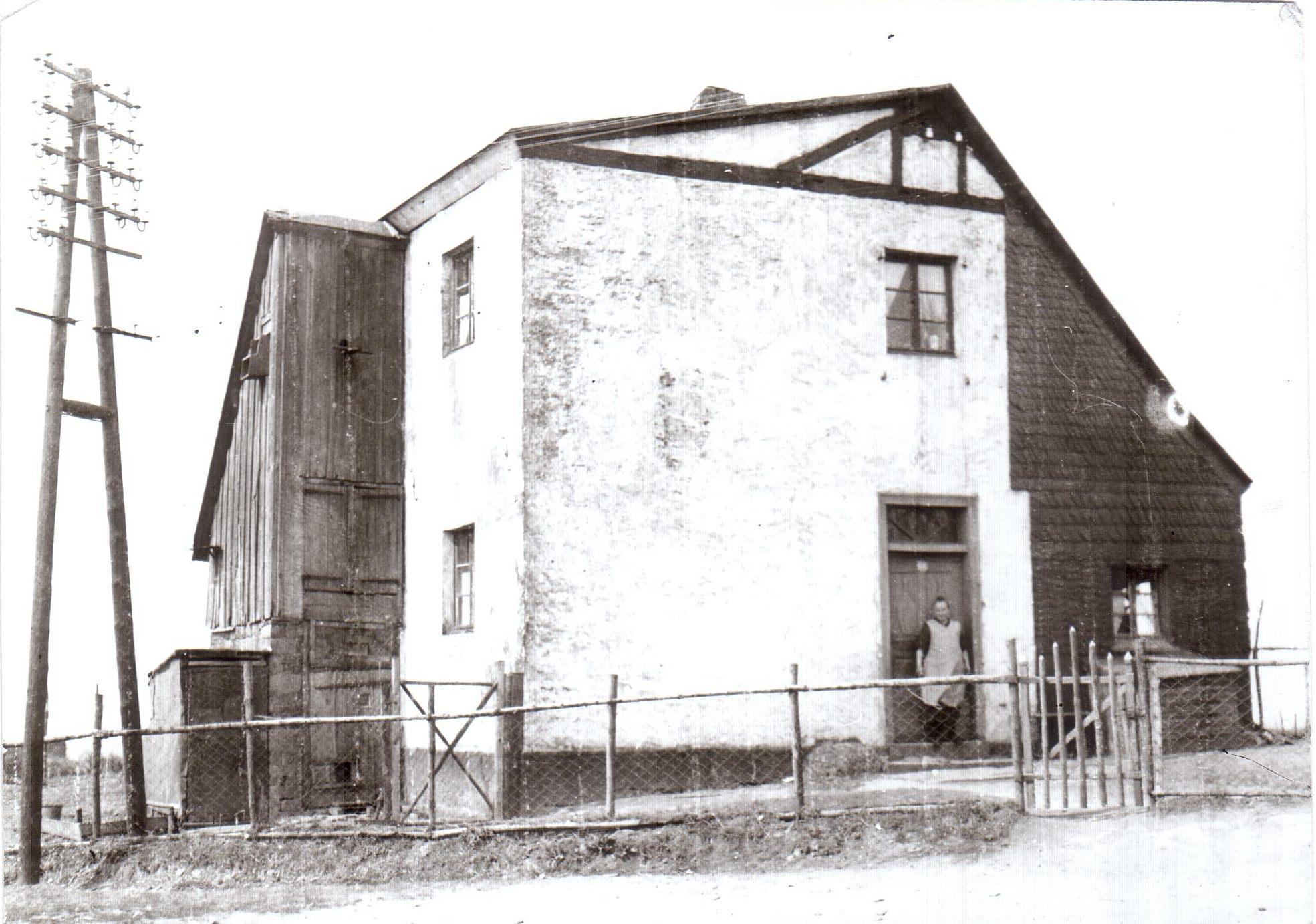 Telegraphenstation-Wengeberg