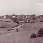 Blick von der Haard auf Breckerfeld 1928 II