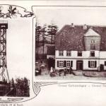 Gaststätte Wengeberg mit Turm