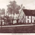 Gaststätte am Branten 1915