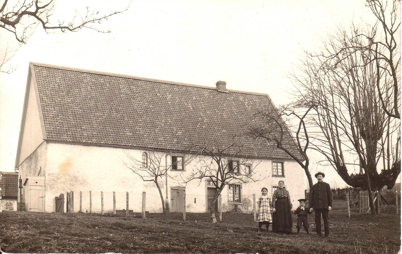 Hof Finkenberg seit 1447