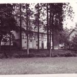 Hof Wittenstein in der Saale 1952