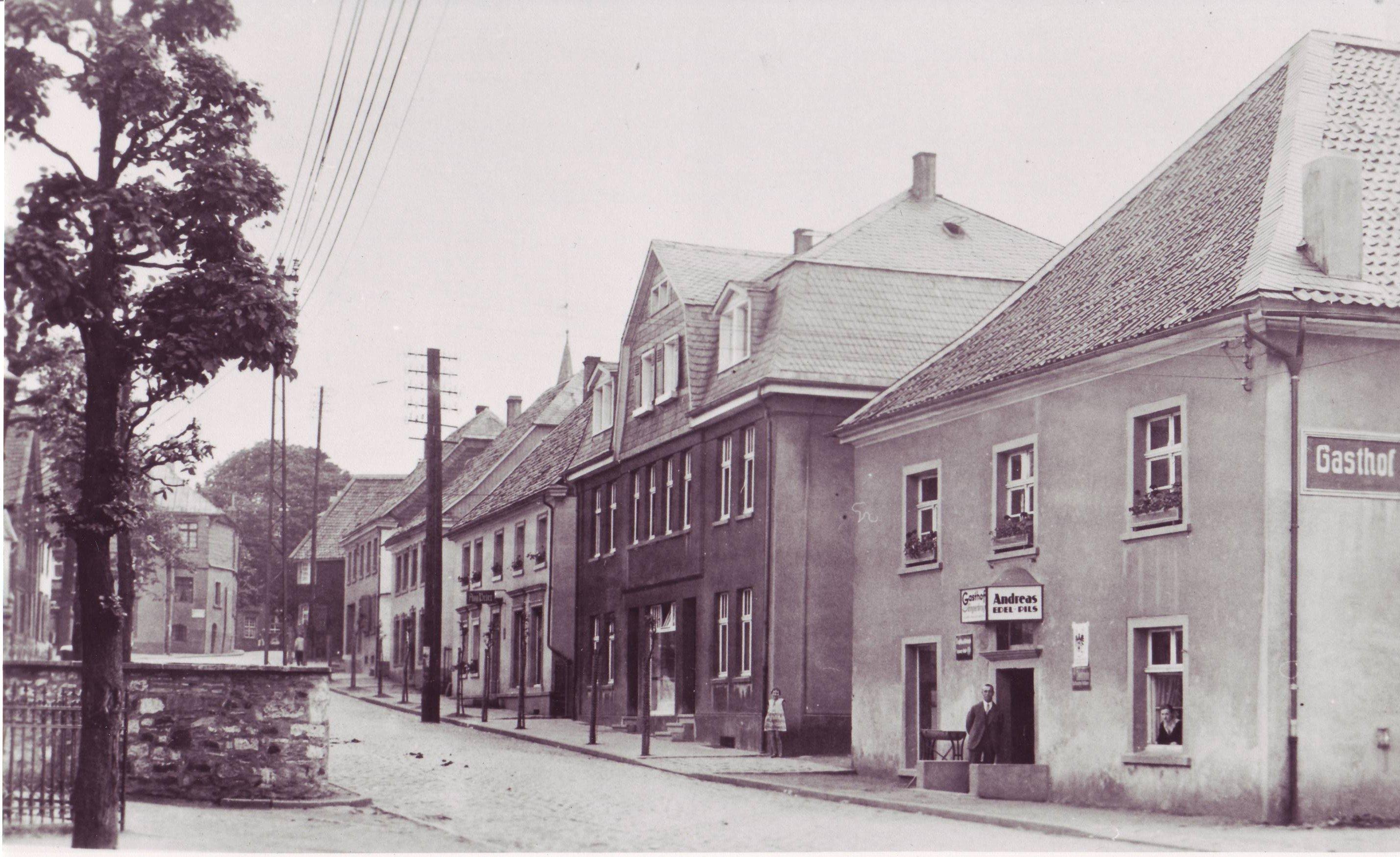 Frankfurter Straße XIV