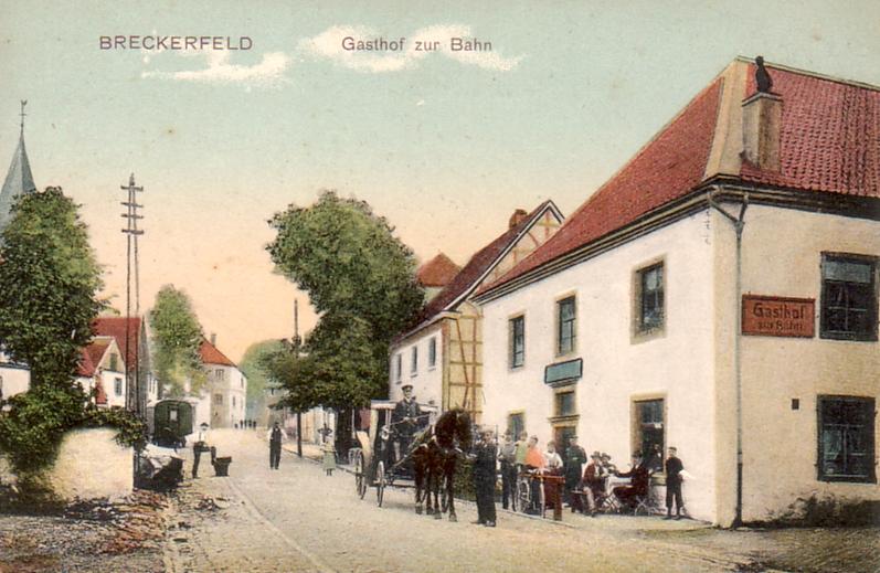 Stadtschänke-Zur Bahn