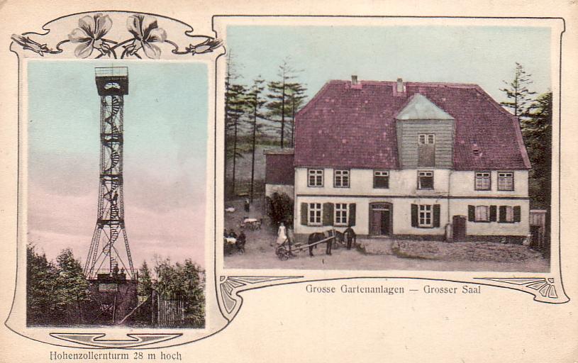 Wengeberg+Turm