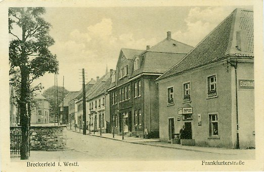 breckerfel frankfurterstr restaurant