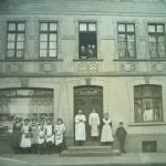 Cafe Pfingsten 1910