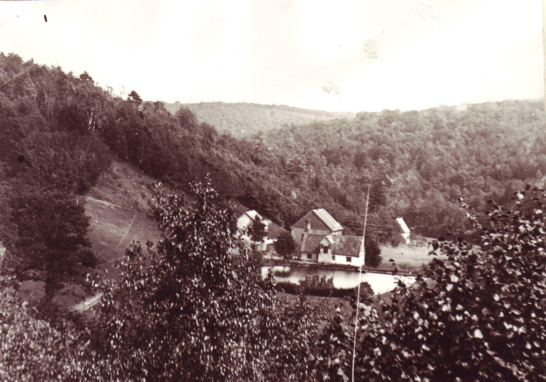 Epscheider Mühle um 1946