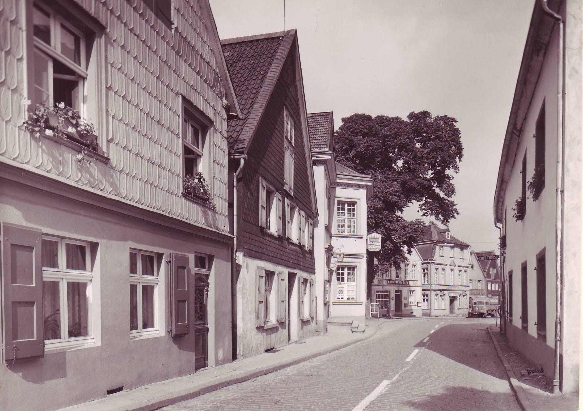 Frankfurter Straße 1956