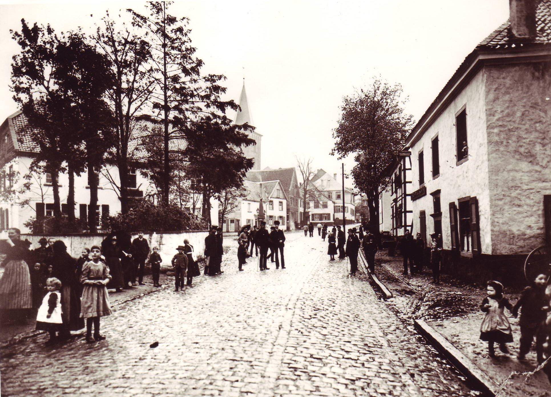 Frankfurter Straße I