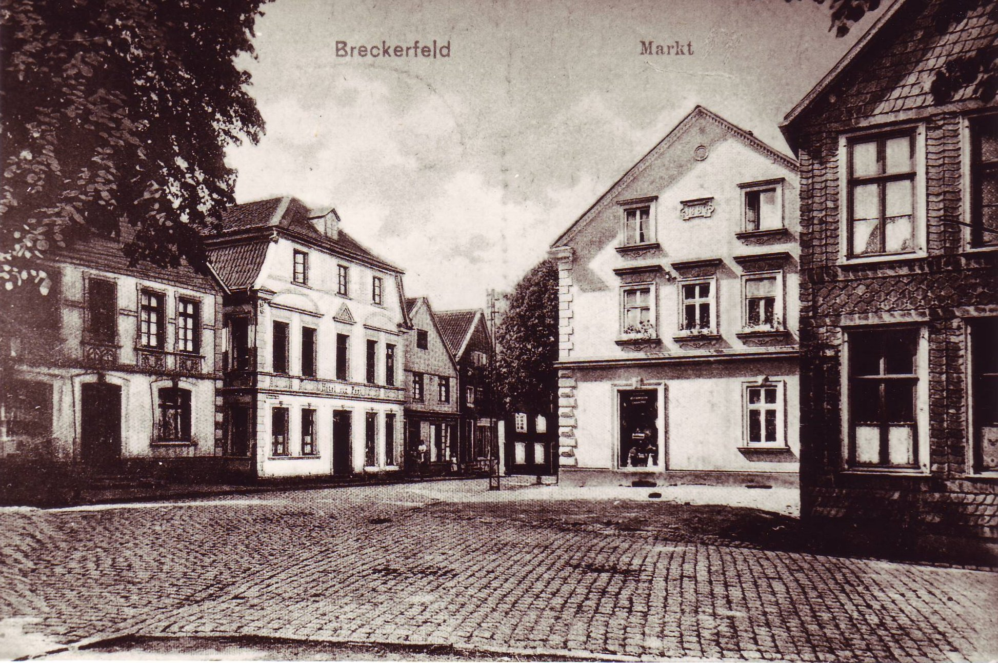 Frankfurter Straße Markt