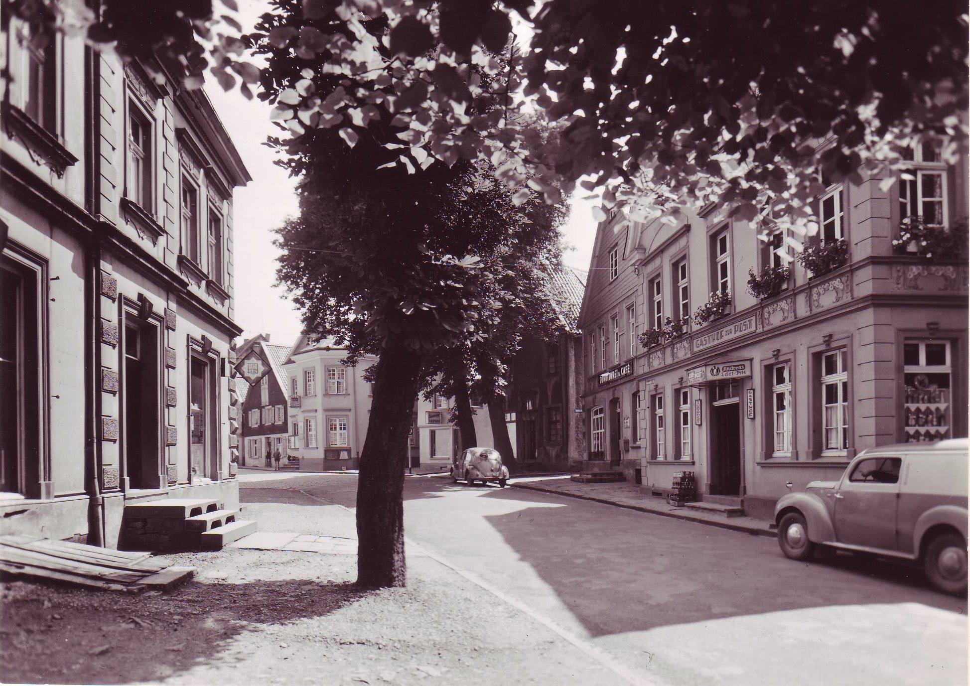 Frankfurter Straße Ortsmitte I