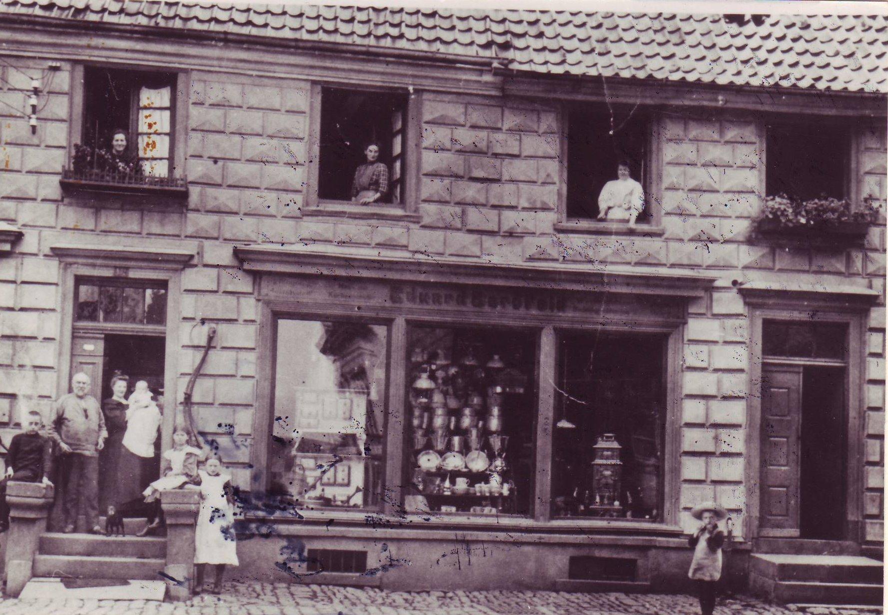 Laden von G Bergfeld heute Pröhlken