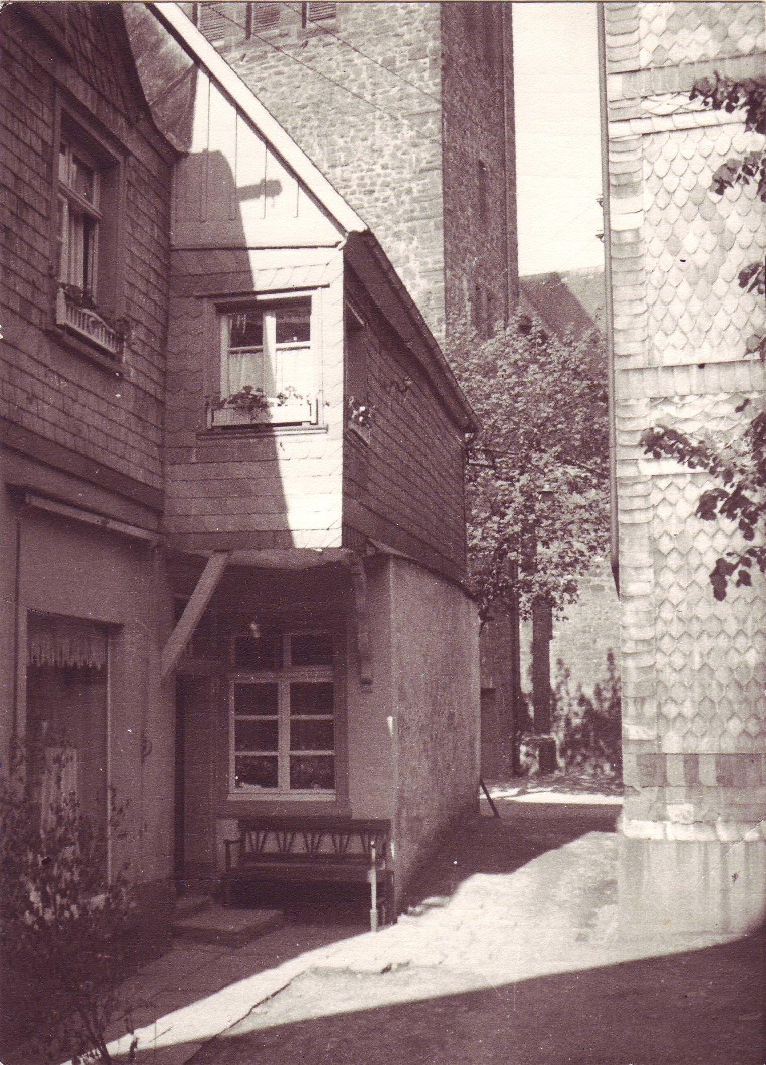 Nürnberger Winkel vor Umbau Krampe