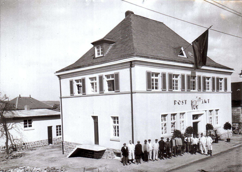 Postgebäude1930