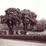 Schule am Stöcken um 1950