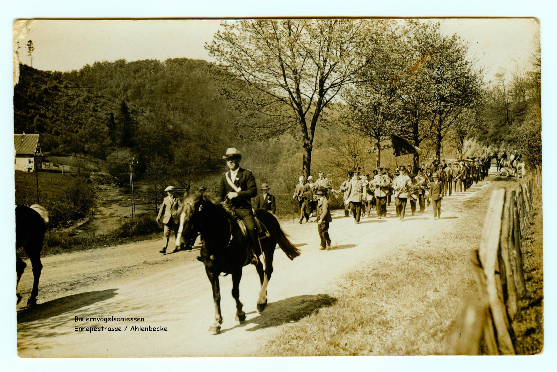 Bauernschützen ca.1926