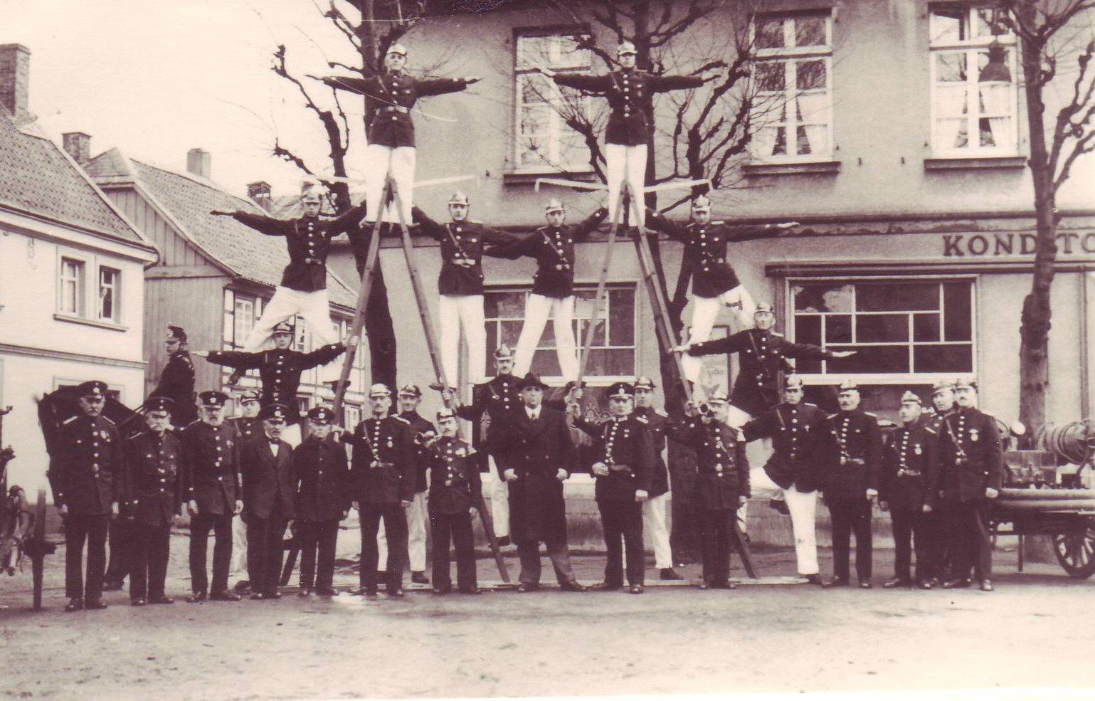 Feuerwehr Löschgruppe Breckerfeld