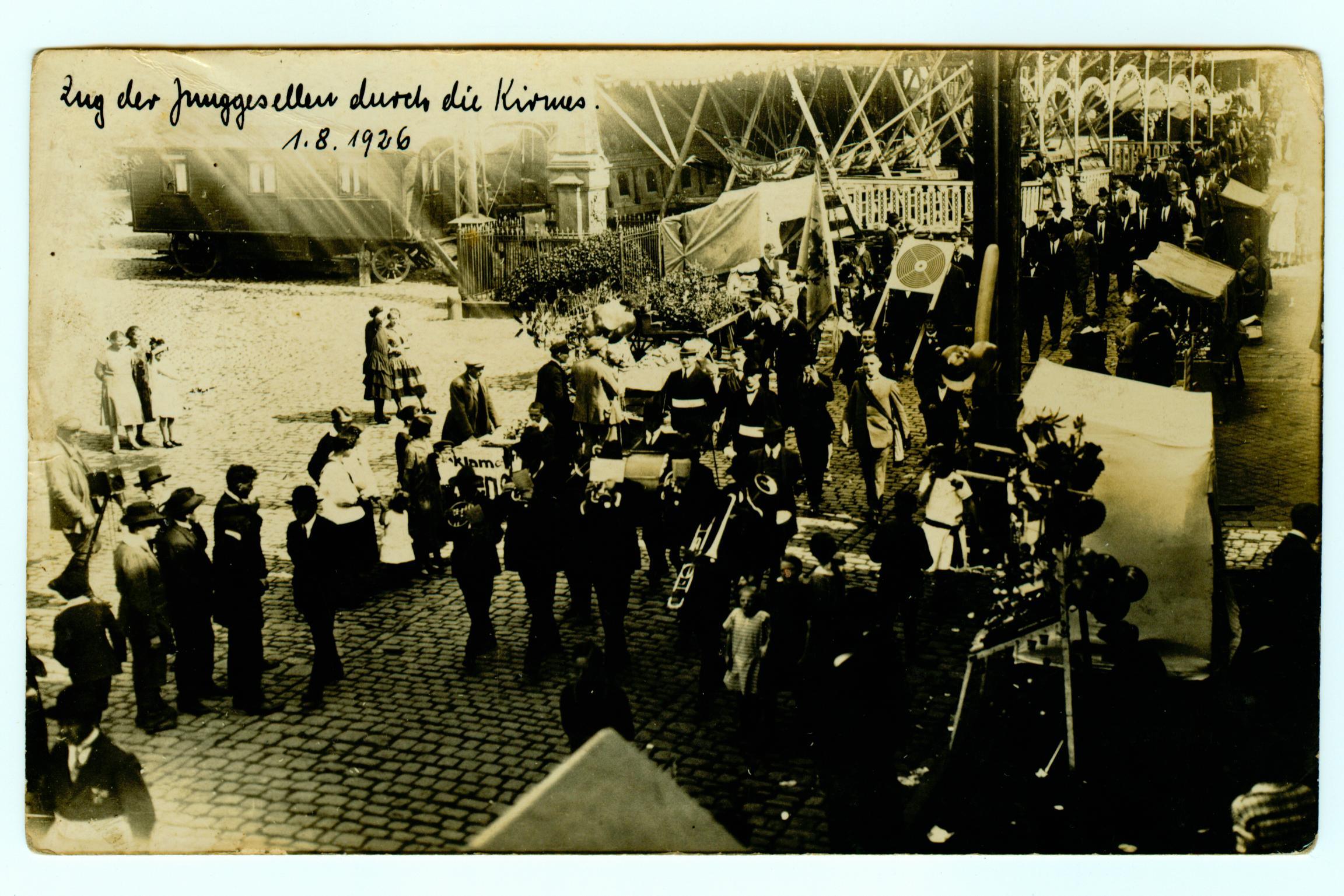 Junggesellen 1926