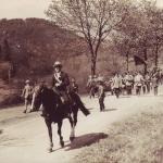 Umzug 1928 o 1929 (Ernst Busch Ahlenbecke)